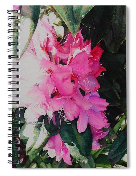 Rhodies Spiral Notebook