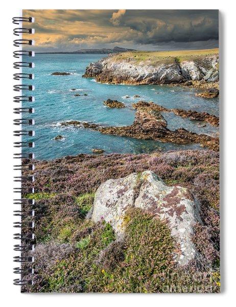 Rhoscolyn Head Spiral Notebook