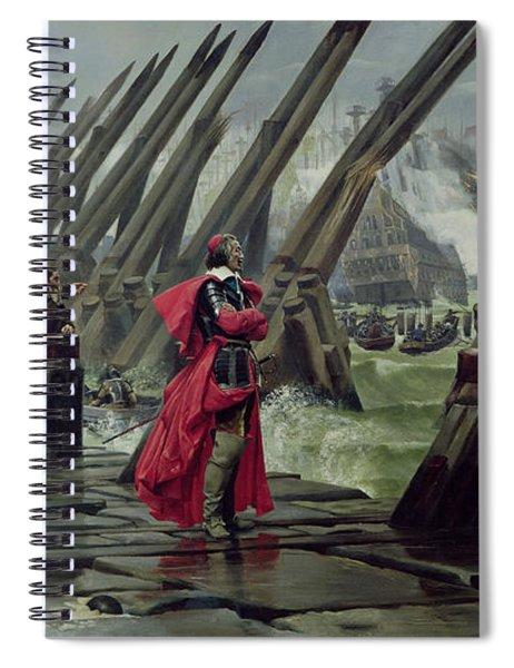 Richelieu Spiral Notebook