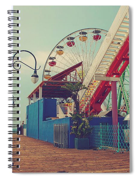 Ride It Out Spiral Notebook