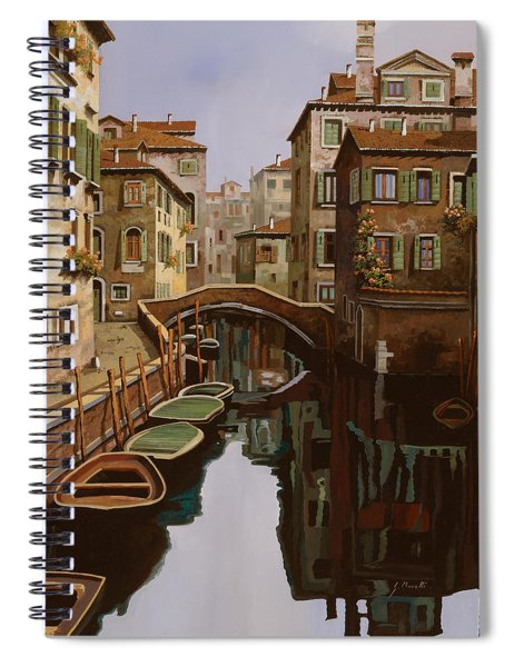 Riflesso Scuro Spiral Notebook