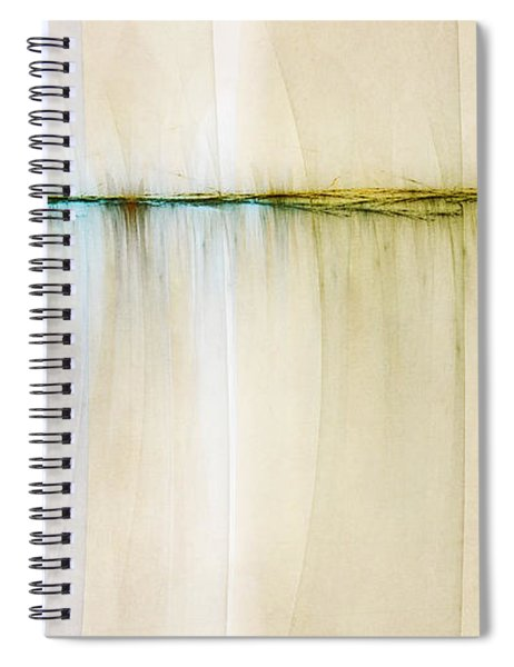 Rift In Time Spiral Notebook