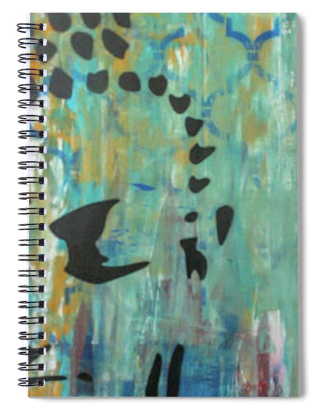 Right Side Of My Heart Spiral Notebook