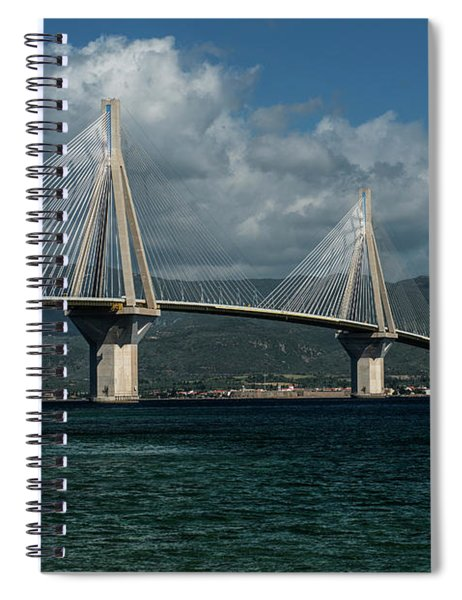 Rio-andirio Hanging Bridge Spiral Notebook