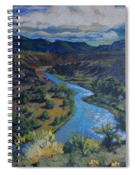 Rio Chama Spiral Notebook