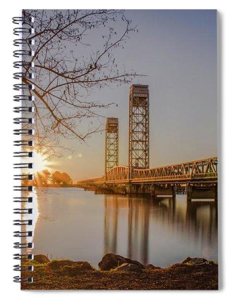 Rio Vista Morning Spiral Notebook
