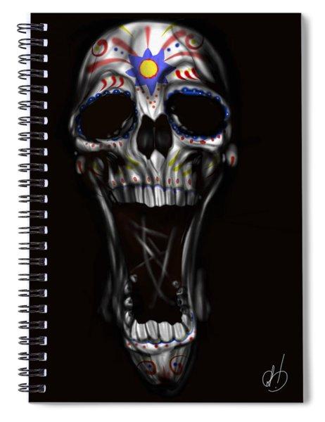 R.i.p Spiral Notebook