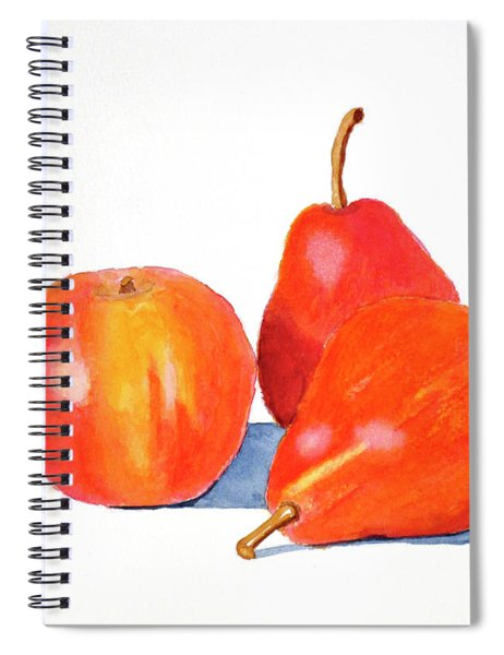 Ripe And Ready To Eat Spiral Notebook