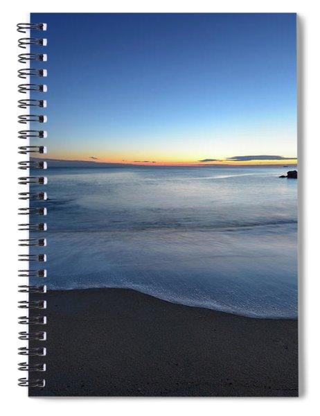 Riptide Spiral Notebook