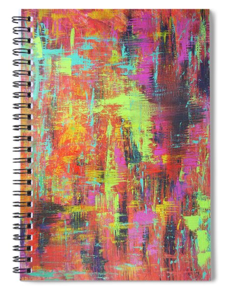 Rise Above Spiral Notebook