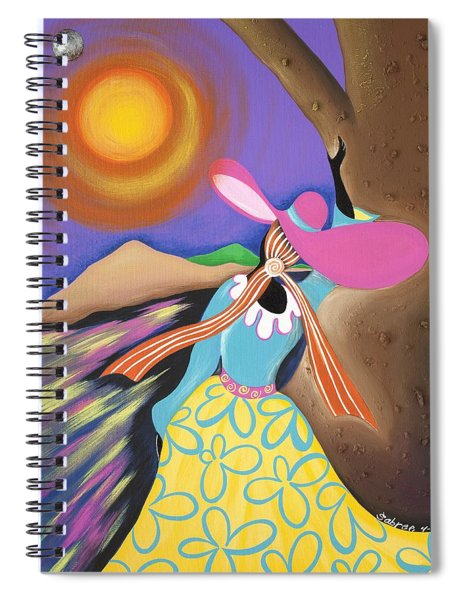 Rise Spiral Notebook