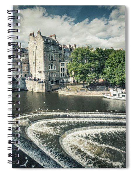 Rising Above Spiral Notebook