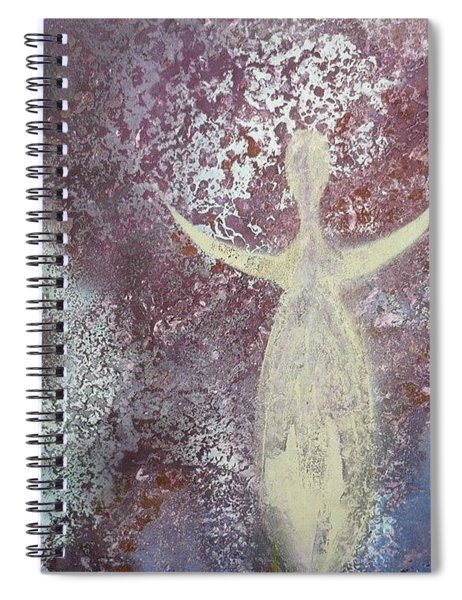Rising Spiral Notebook