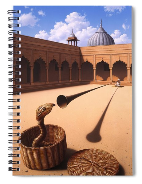 Risk Management Spiral Notebook by Jerry LoFaro