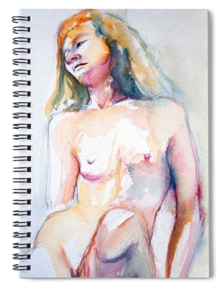 Rita #7 Spiral Notebook