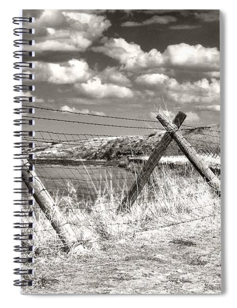 River Drama Spiral Notebook