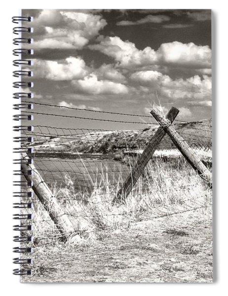 River Drama Spiral Notebook