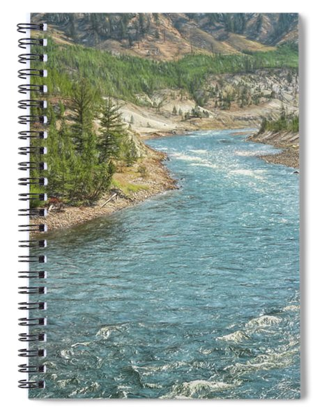 River Free Spiral Notebook