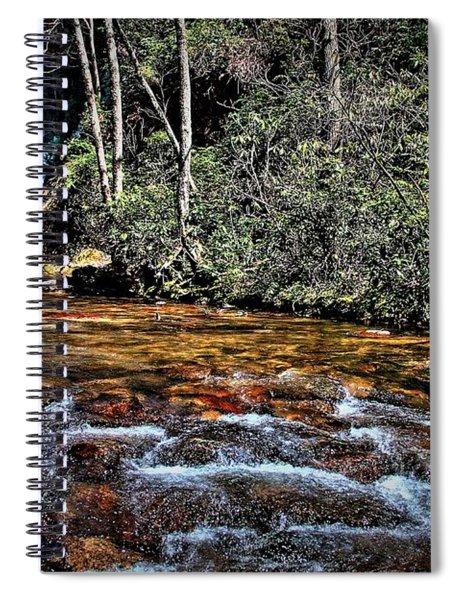 River Memories Spiral Notebook