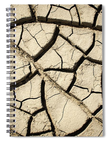 River Mud Spiral Notebook