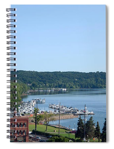 River Town Spiral Notebook