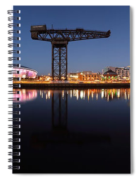 River View Panoramic Spiral Notebook
