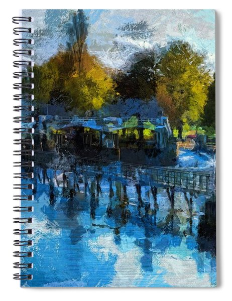 Riverview Spiral Notebook