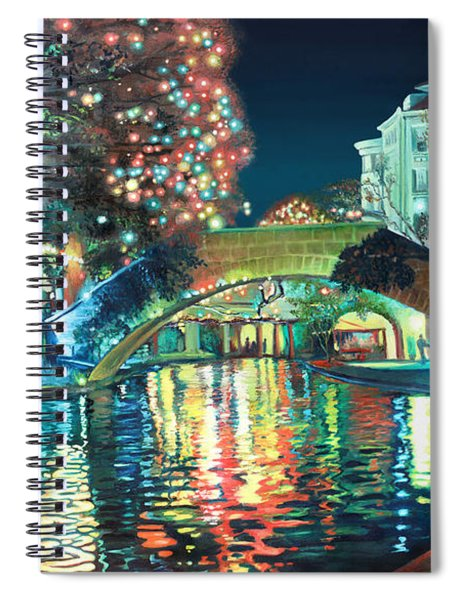 Riverwalk Spiral Notebook