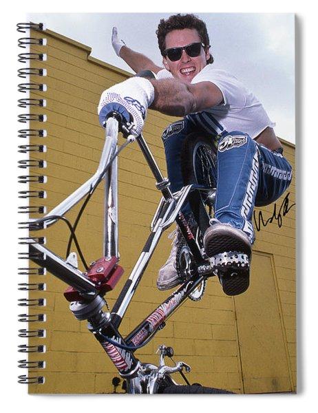 Rl Osborn Spiral Notebook