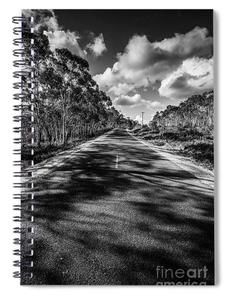 Road To Rossarden Spiral Notebook