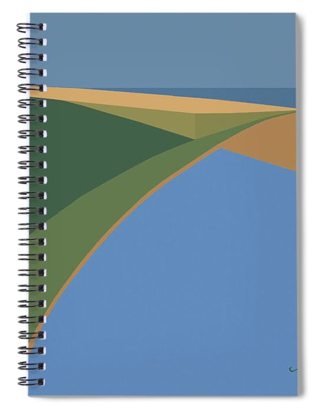 Road Trip Spiral Notebook