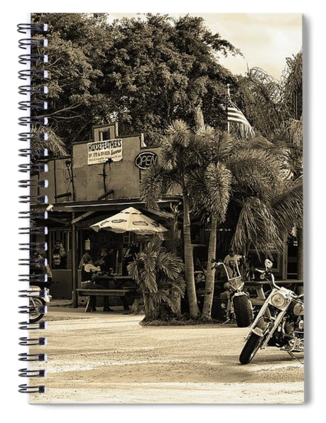 Roadhouse Spiral Notebook