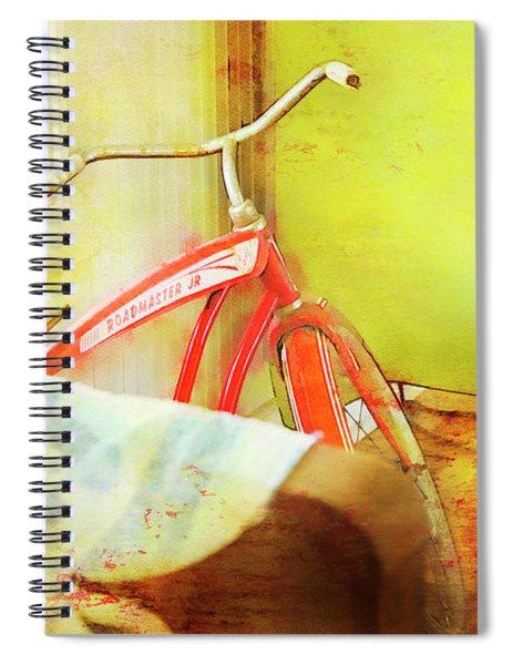 Roadmaster Jr. Bicycle Spiral Notebook
