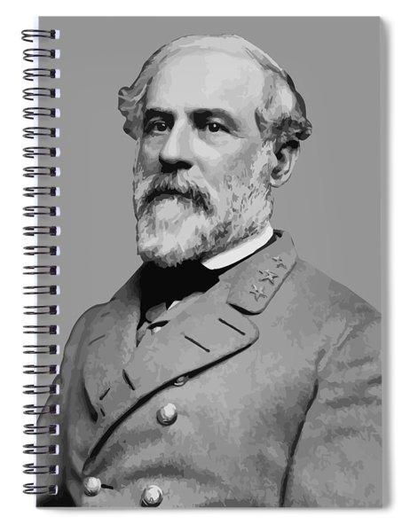 Robert E Lee - Confederate General Spiral Notebook