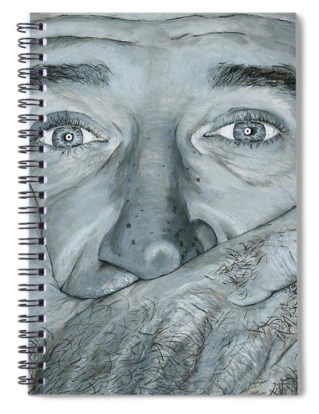 Robin Williams Spiral Notebook