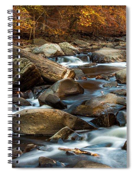 Rock Creek Spiral Notebook