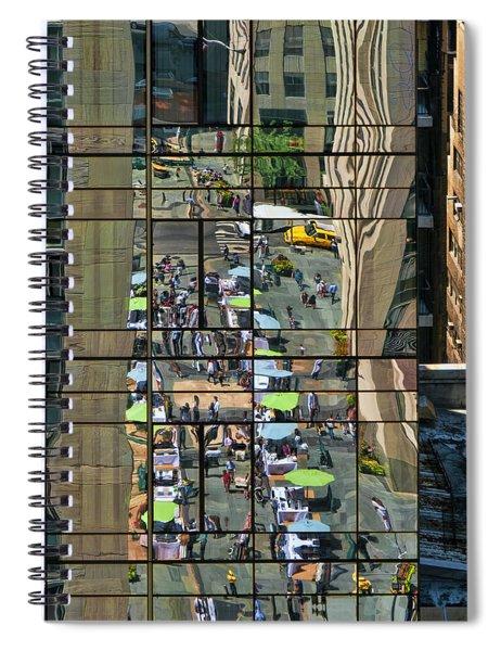 Rock Street Fair Spiral Notebook