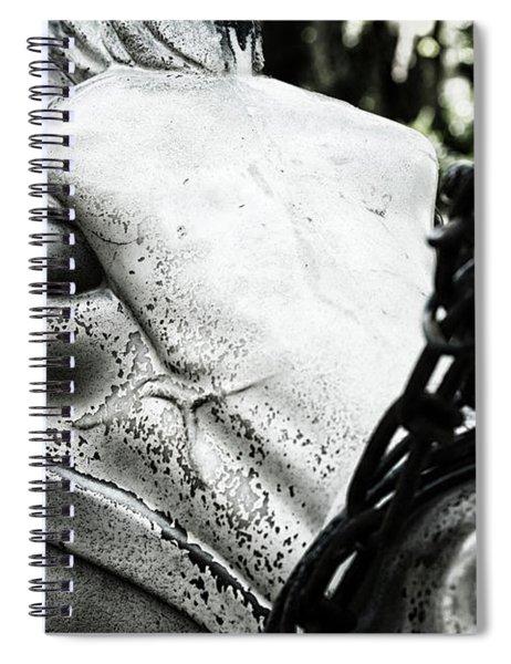 Rocking Nightmare Spiral Notebook