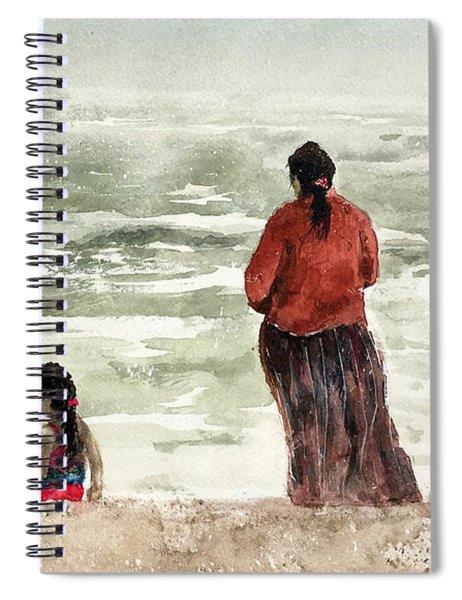 Rockport Beach Spiral Notebook
