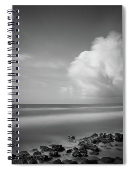 Rocky Shoreline Spiral Notebook