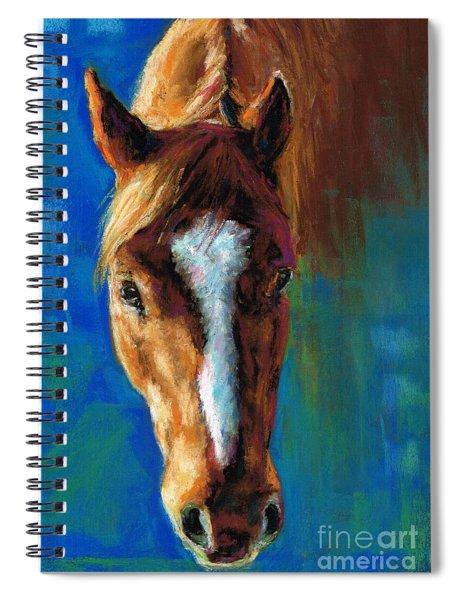Rojo Spiral Notebook