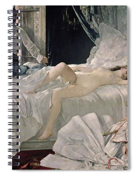 Rolla Spiral Notebook