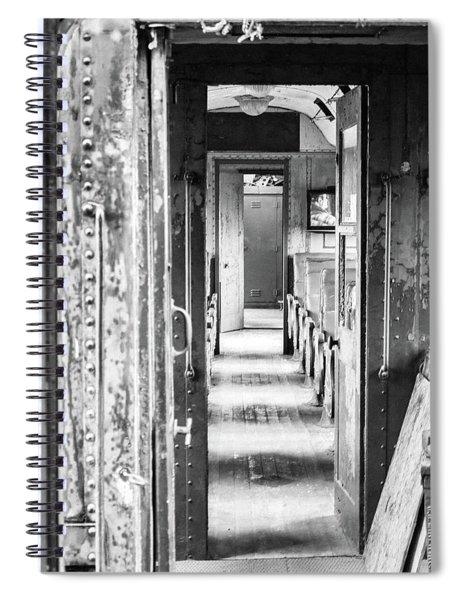 Romance Past Spiral Notebook
