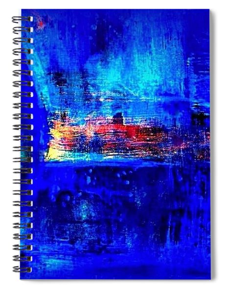 Romancing The Arctic Dedicated  Spiral Notebook