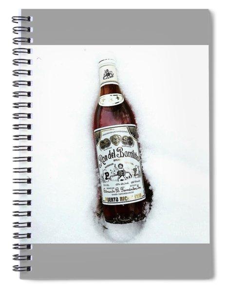 Ron Del Barrilito Spiral Notebook