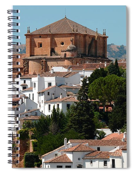 Ronda. Andalusia. Spain Spiral Notebook
