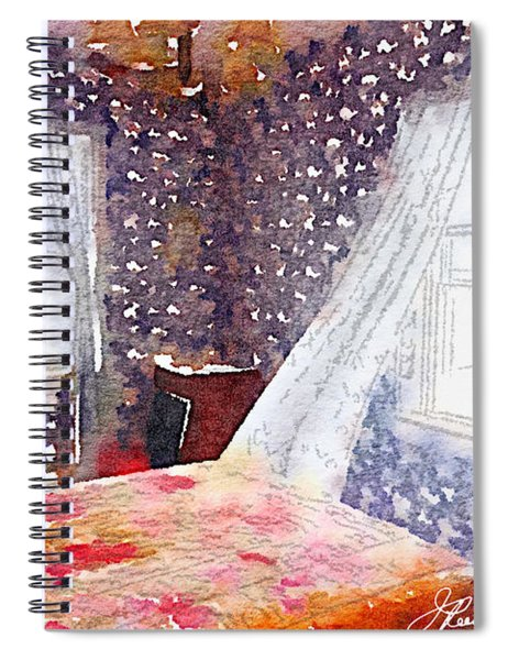 Room 803 Spiral Notebook