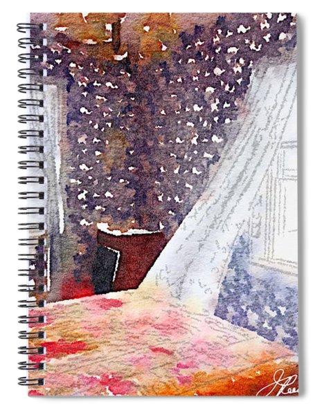 Room 803 Spiral Notebook