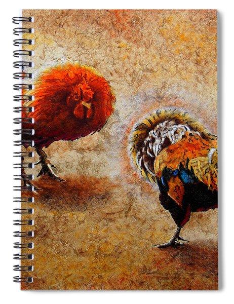 R O O S T E R S  .  S C E N E Spiral Notebook