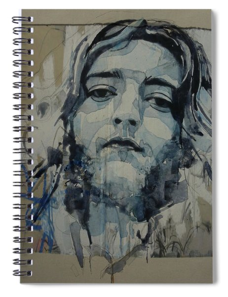 Rory Gallagher Spiral Notebook